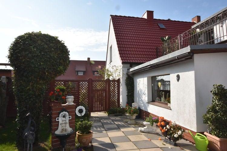Appartement  met wifi  Rerik-OstseebadFerien im Rosengarten 1