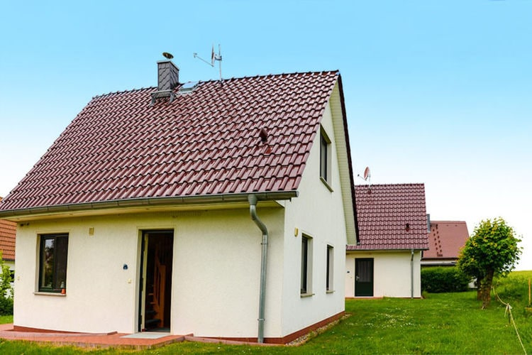 Vakantiehuis  met wifi  Mechelsdorfstrandnahes Ferienhaus Klaus mit Weitblick
