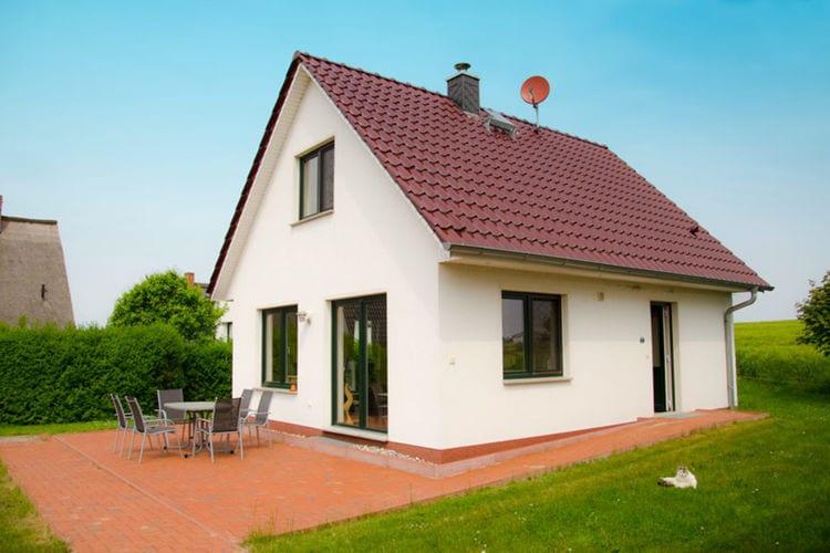Vakantiehuis  met wifi  Mechelsdorfstrandnahes Ferienhaus Walter mit Meerblick