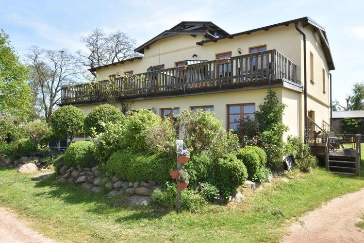 Duitsland | Ostsee | Appartement te huur in Boiensdorf-OT-Stove   met wifi 5 personen