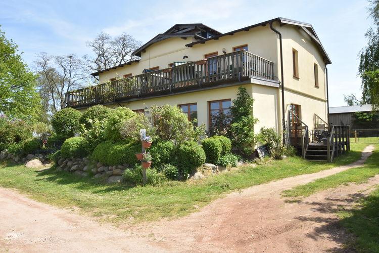 Duitsland | Ostsee | Appartement te huur in Boiensdorf-OT-Stove   met wifi 4 personen