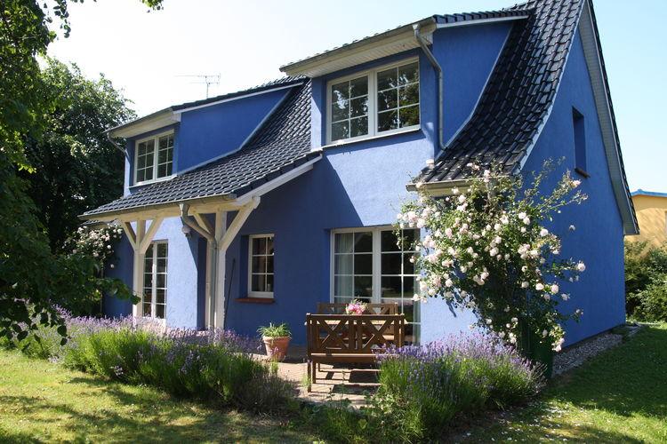 Duitsland | Ostsee | Appartement te huur in Pruchten   met wifi 4 personen