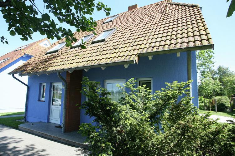 Appartement  met wifi  Dierhagen-StrandFischländer Haus A EG Sandstrand