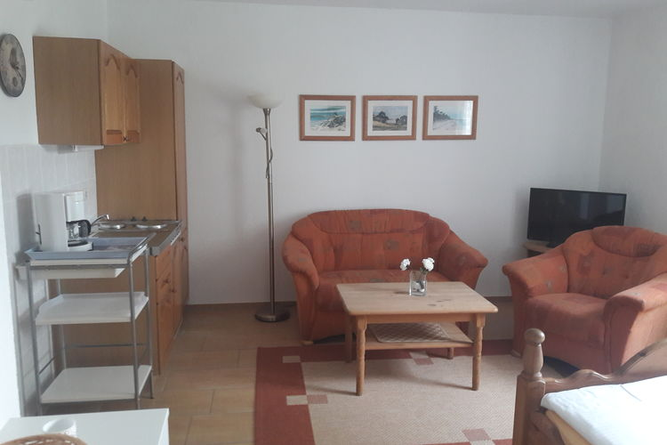Appartement Duitsland, Ostsee, Ahrenshoop (Ostseebad) Appartement DE-00012-85