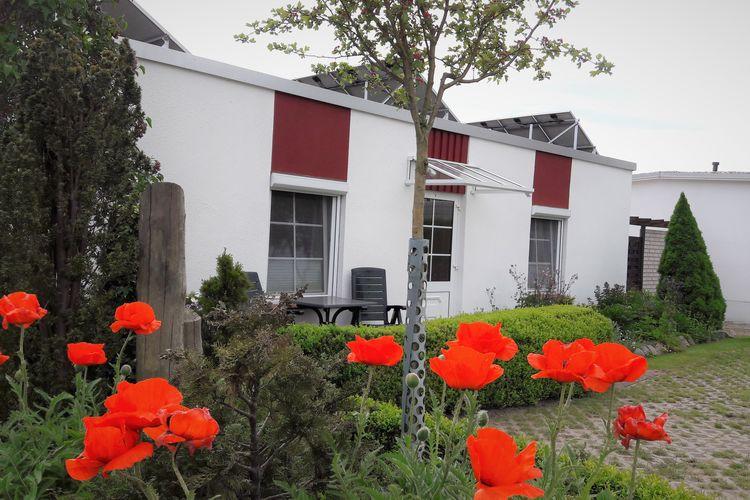 Duitsland | Ostsee | Appartement te huur in Ahrenshoop-Ostseebad   met wifi 2 personen