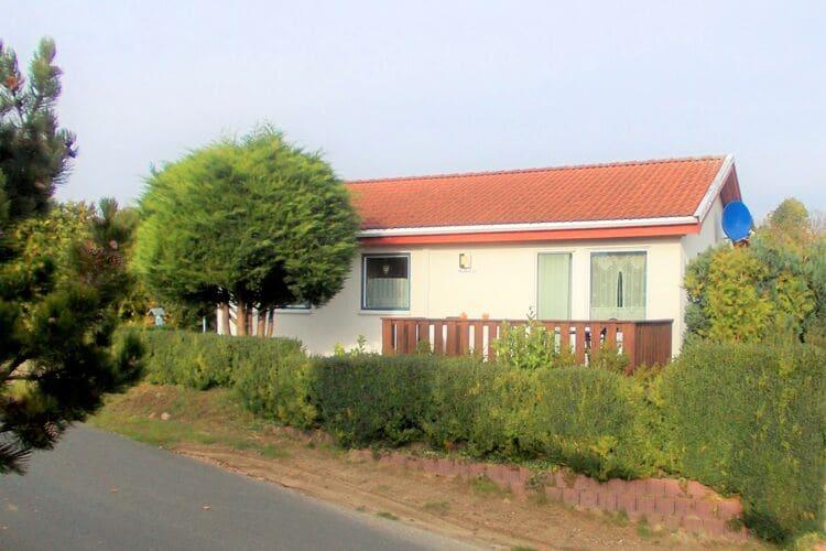 Duitsland | Ostsee | Vakantiehuis te huur in Marlow   met wifi 4 personen