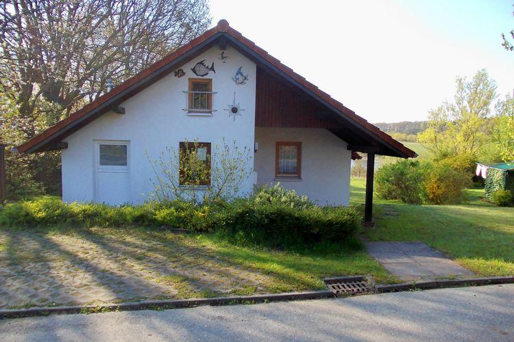 Vakantiehuis  met wifi  Marlow  Dat Boddenhus