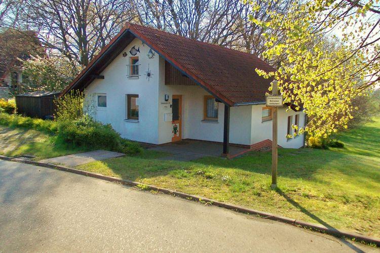 Duitsland | Ostsee | Vakantiehuis te huur in Marlow   met wifi 6 personen