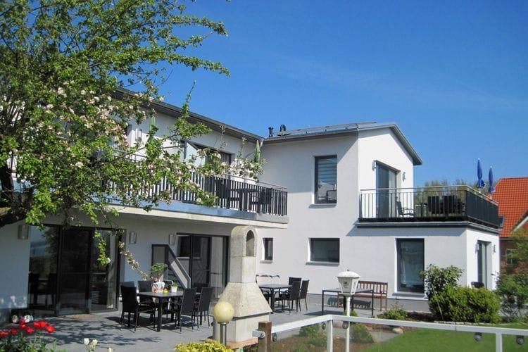 Appartement  met wifi  Malchow  Ferien mit Ostseeblick in W1