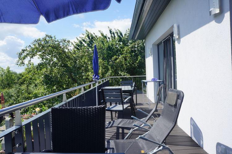 Villa  met wifi  Malchow  Blick auf die Ostseebucht W4