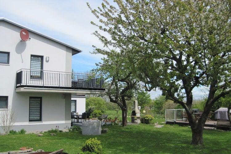 Villa  met wifi   DuitslandBlick auf die Ostseebucht W4