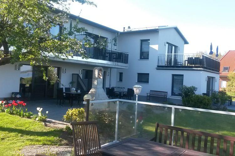 Vakantiehuis  met wifi  Malchow  Ostseeblick mit Dachterrasse XL