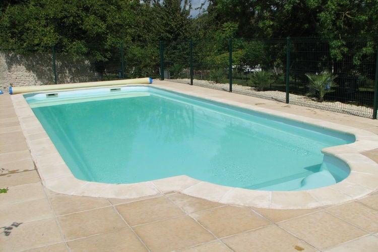 Vakantiehuizen Frankrijk | Cote-Atlantique | Villa te huur in Segonzac met zwembad  met wifi 4 personen