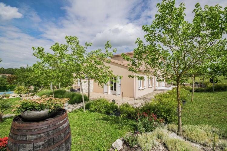 Frankrijk | Cote-Atlantique | Villa te huur in Segonzac met zwembad  met wifi 4 personen