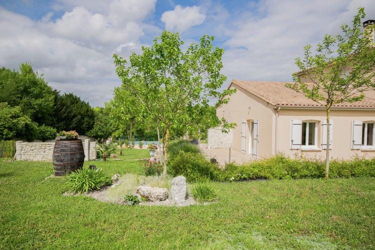Villa Frankrijk, Cote Atlantique, Segonzac Villa FR-16130-04B