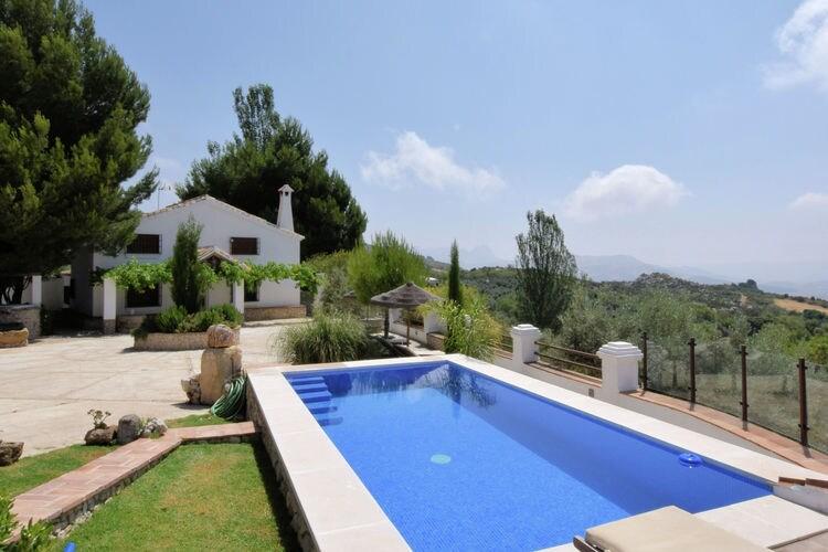 Vakantiewoning Spanje, Andalucia, Villanueva de la Concepción vakantiewoning ES-29230-31