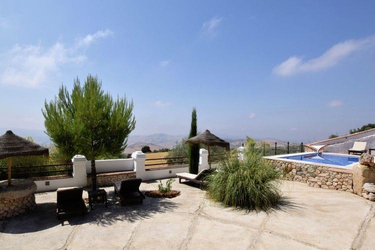 vakantiehuis Spanje, Andalucia, Villanueva de la Concepción vakantiehuis ES-29230-31