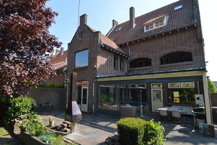 vakantiehuis Nederland, Noord-Brabant, Odiliapeel vakantiehuis NL-5409-08