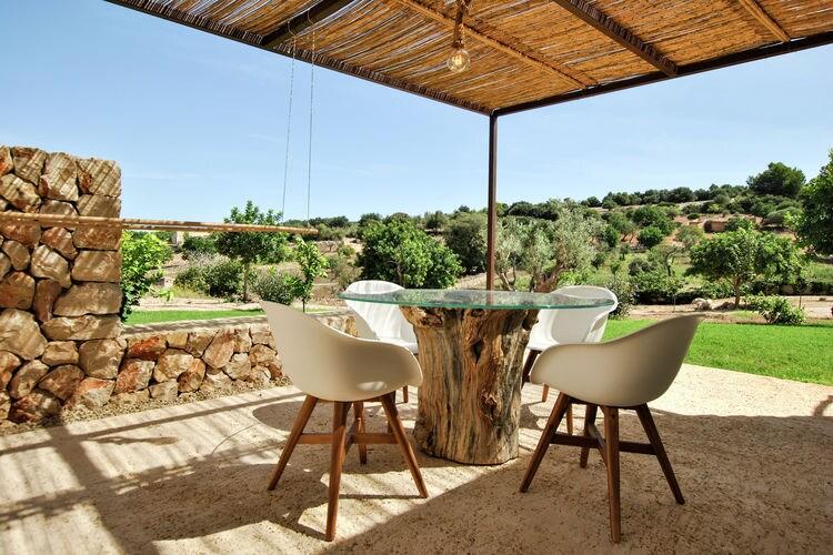 Vakantiehuizen Mallorca te huur Sant-Llorenc-des-Cardassar- ES-07530-07 met zwembad  met wifi te huur