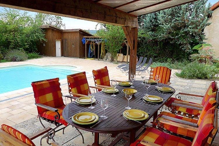 vakantiehuis Frankrijk, Drome, Miribel vakantiehuis FR-00020-02