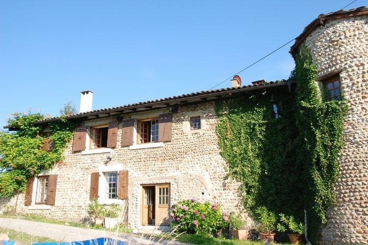 Vakantiehuis met zwembad met wifi  Miribel  Villa - Miribel 8 pers