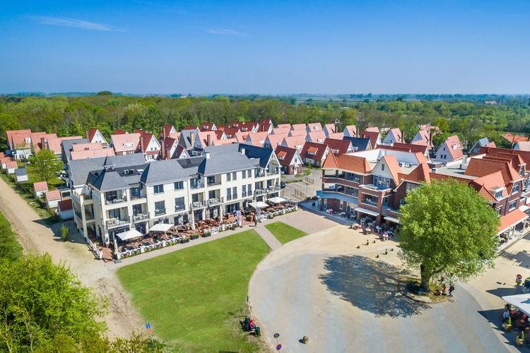 Koudekerke Appartementen te huur Luxe appartement met twee badkamers, in luxe residentie, vlakbij het strand