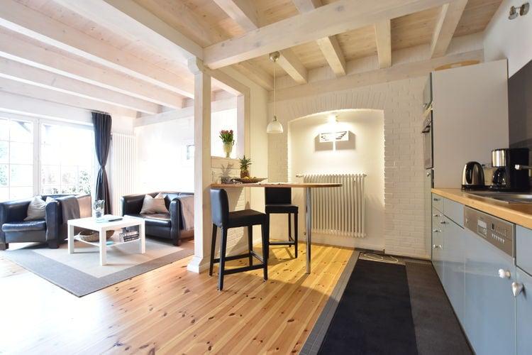 Appartement  met wifi  RerikFerienwohnung Im Alten Bahnhof 1