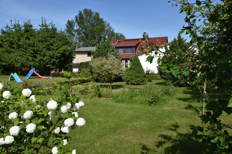Vakantiehuizen Duitsland | Ostsee | Appartement te huur in Blowatz    4 personen