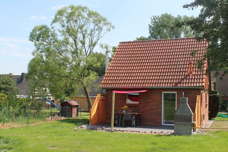 Vakantiehuizen Duitsland | Ostsee | Vakantiehuis te huur in Zierow   met wifi 3 personen