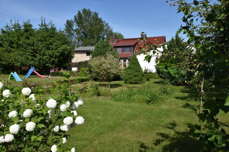 Duitsland | Ostsee | Appartement te huur in Blowatz   met wifi 8 personen