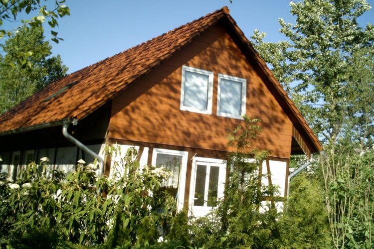 Bungalow  met wifi  OstseeHarderhof 3