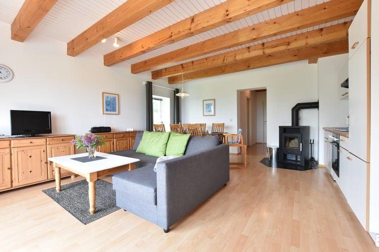 Appartement  met wifi  Insel-Poel-OT-FahrdorfZum Breitling  - Appartment 1 mit Wasserblick und Kamin