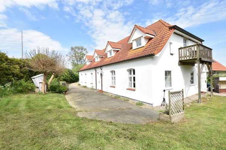 Appartement  met wifi  Insel-Poel-OT-FahrdorfZum Breitling - Appartment 4 mit Terrasse und Seeblick