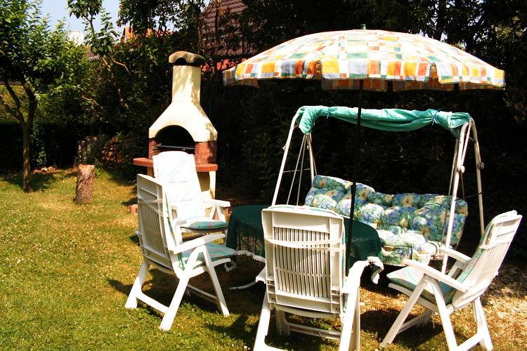 Vakantiehuizen Duitsland | Ostsee | Appartement te huur in Ostseebad-Rerik   met wifi 2 personen