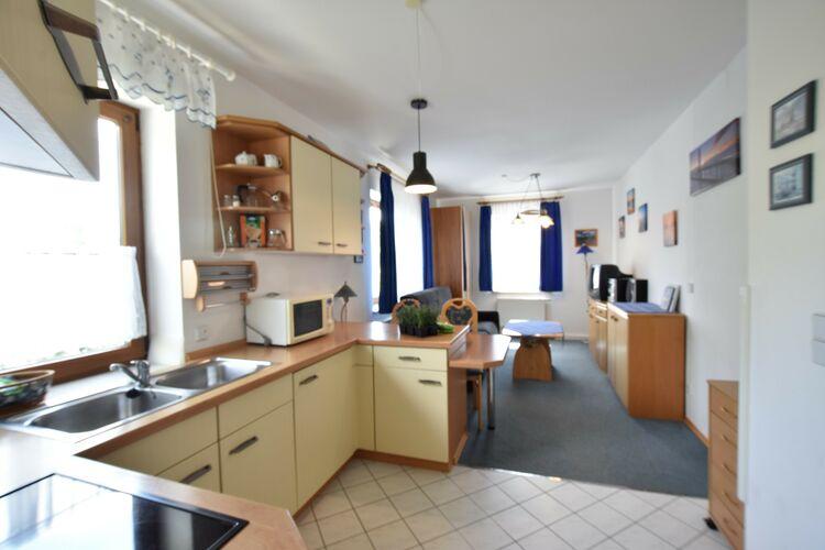 Vakantiehuizen Duitsland | Ostsee | Appartement te huur in Rerik   met wifi 2 personen