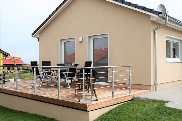 Vakantiehuis  met wifi  Ostseestrandnahes Ferienhaus - Jordi