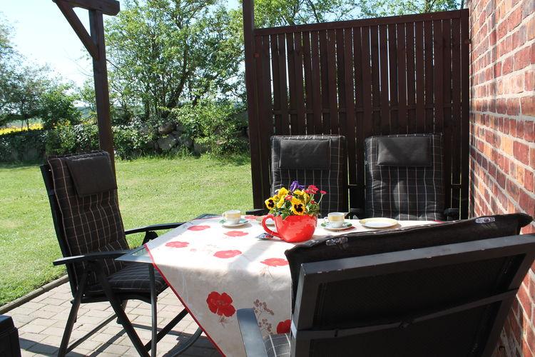Duitsland | Ostsee | Appartement te huur in Steffenshagen   met wifi 5 personen