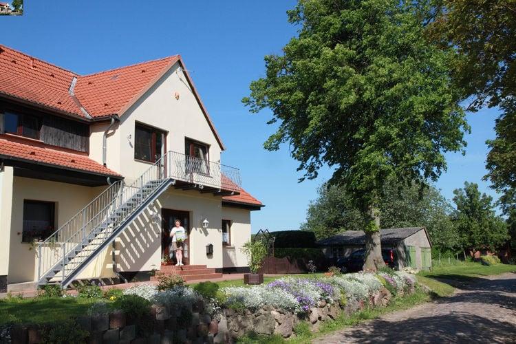 Appartement  met wifi  Kröpelin OT Klein Nienhagen  Ferienwohnung mit Gartenblick