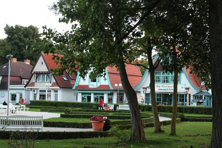 Duitsland | Ostsee | Bungalow te huur in Ostseebad-Boltenhagen   met wifi 2 personen