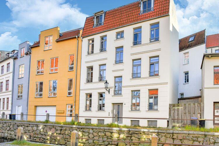 Vakantiehuizen Duitsland | Ostsee | Appartement te huur in Wismar   met wifi 3 personen