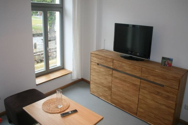 Appartement  met wifi  Wismar  Comfortabel appartement in oude stadsvilla in Wismar