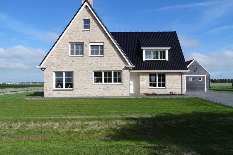 Vakantiehuizen Nederland | Zeeland | Vakantiehuis te huur in Cadzand-dorp   met wifi 12 personen