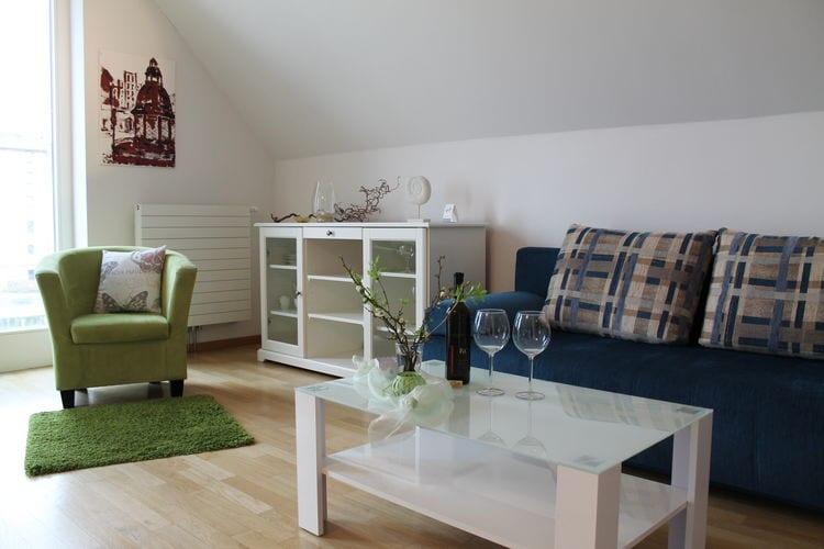 Vakantiehuizen Duitsland | Ostsee | Appartement te huur in Wismar   met wifi 2 personen