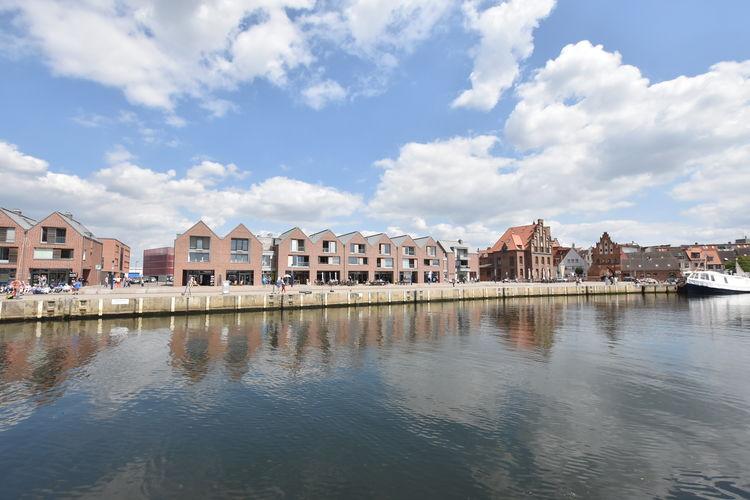 Appartement  met wifi  WismarSchifferhus Hafen