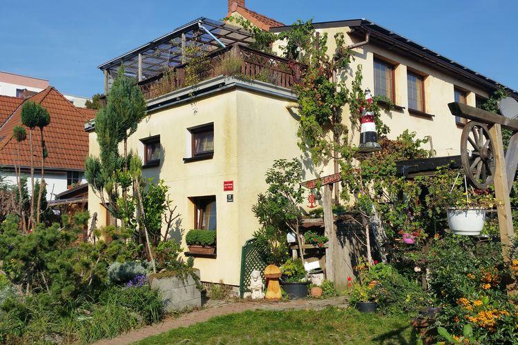 Appartement  met wifi  WismarStadtwohnung über 2 Ebenen