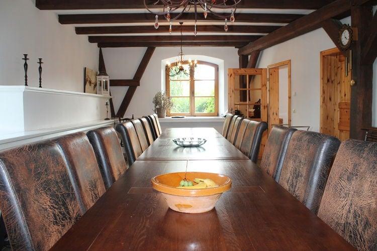 vakantiehuis Duitsland, Ostsee, Gressow vakantiehuis DE-00014-49