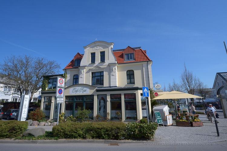 Duitsland | Ostsee | Appartement te huur in Kuhlungsborn   met wifi 5 personen