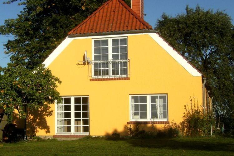 Vakantiehuis  met wifi  Moitin  Teichblick bei Kühlungsborn