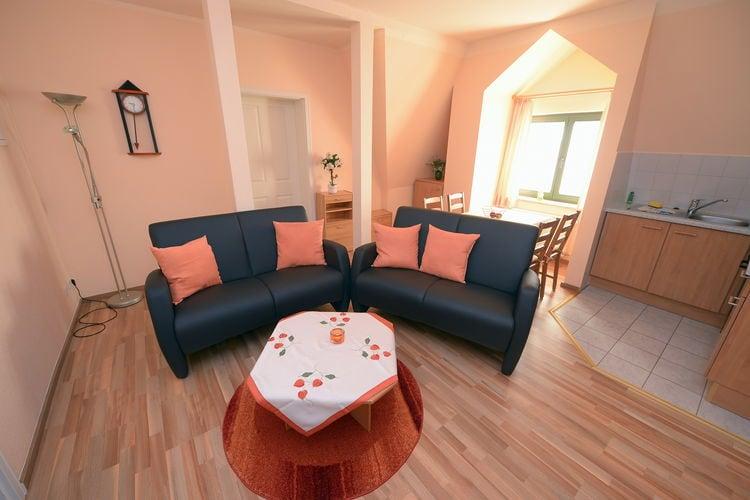 Vakantiehuizen Duitsland | Ostsee | Appartement te huur in Kuhlungsborn   met wifi 4 personen