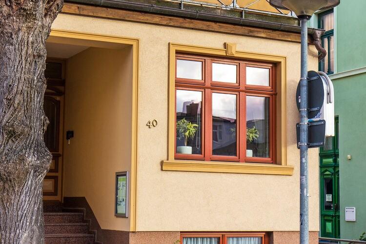 Duitsland | Ostsee | Appartement te huur in Warnemunde   met wifi 4 personen